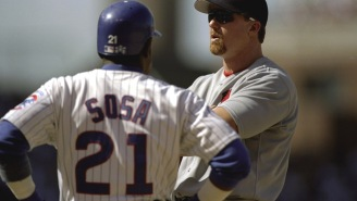 20 Years After His Historic MVP Season, Sammy Sosa Talks About His Desire To Return To Chicago