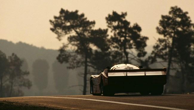 Schuppan Porsche 962CR Matthew Ivanhoe