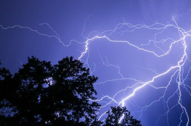 golfer dies lightning new jersey