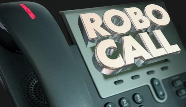 Robocalls