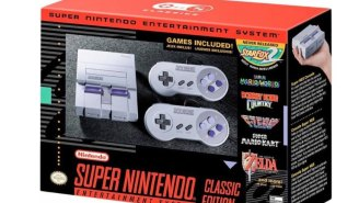 Hey You Guys: Amazon Is Selling Super NES Classics Right Now
