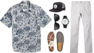 Steal This Look: Yacht Ready