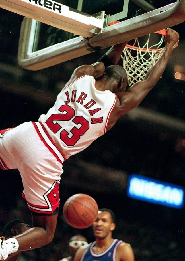 Steve Kerr Story Guard Michael Jordan