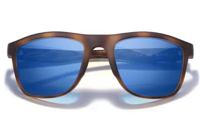 Sunski Navarros Tortoise Blue Sunglasses