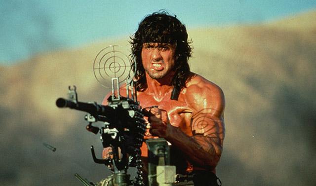Sylvester Stallone Mexican Cartel Rambo 5