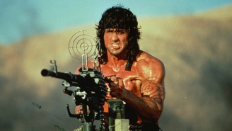 Yes! Sylvester Stallone Reportedly Set To Dole Out Some Justice On A Mexican Cartel In 'Rambo 5'