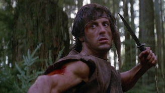 Sylvester Stallone's Story About The Outfit He Wore In 'First Blood' Is 100 Percent Pure Rambo