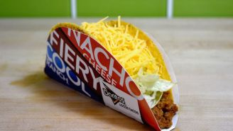 Here's How You Can Score Free Taco Bell During This Year's NBA Finals