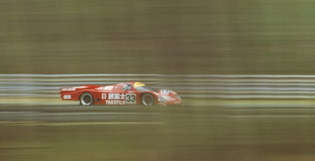 Team Schuppan Porsche 962 C 1990