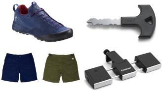 15 'Things We Want' This Week: Hiking Shoes, Pocket Knives, Active Shorts, And More!