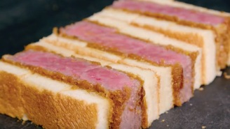 You Can Get The Holy Grail Of Steak Sandwiches In NYC But It'll Cost You $85