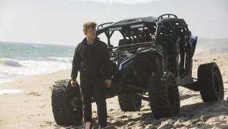 You Can Now Buy Those Tweel Airless Tires That You Saw On The Buggies In 'Westworld' For Your UTV