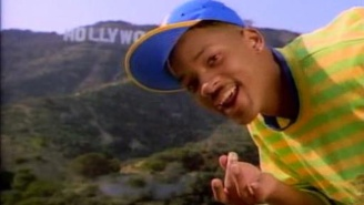 Will Smith Describes How He Got The Role In 'Fresh Prince' After Auditioning At A Party When He Was Dead Broke