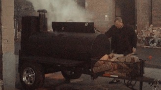 This Bodyguard Turned Brooklyn Pitmaster Is Living The Dream