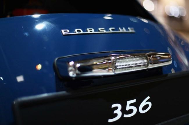 1919 Datetimer 70Y Sports Car Porsche 356 Watch