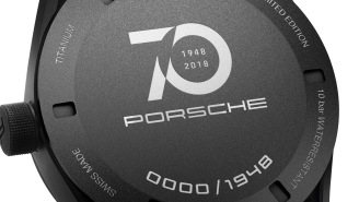 Put A Porsche On Your Wrist With This New 1919 Datetimer 70Y Sports Car Limited Edition Watch