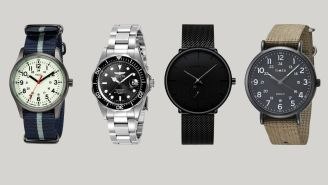 The Best Men's Watches Under $50