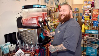 Action Bronson Shaved His Beautiful Beard And The Internet Is Shook