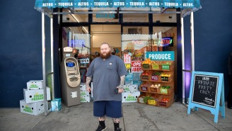 Action Bronson's New Cookbook, 'Stoned Beyond Belief', Will Inspire You To Cook And Get Baked