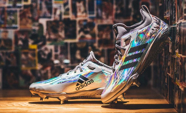 Adidas Topps New Baseball Shoes Cleats