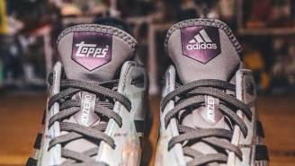 Adidas Teamed Up With Card Company Topps To Create Some Incredible New Baseball Footwear