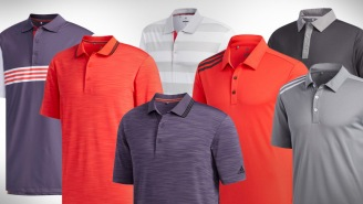 Check Out The Dope Adidas Apparel DJ, Sergio, And Jon Rahm Are Wearing At This Year's US Open