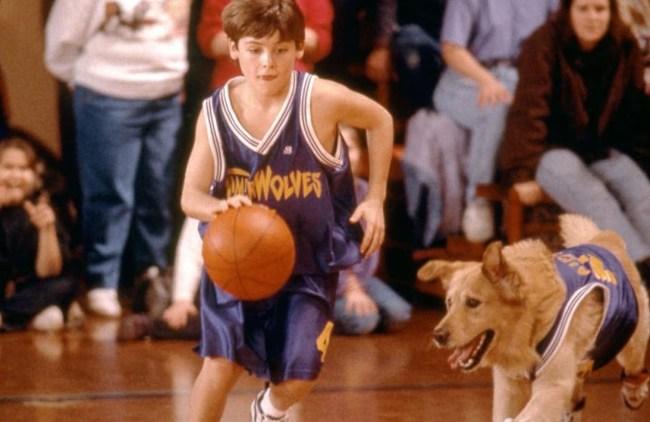 air bud basketball movie