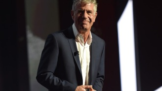 This Story About Anthony Bourdain Meeting A Child With Leukemia Will Warm And Break Your Damn Heart