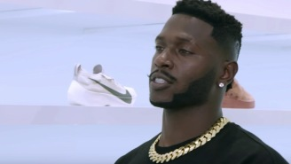 Antonio Brown Goes Sneaker Shopping In Miami And Talks About The Sickest Shoes On The Planet