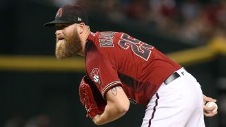 Archie Bradley Once Pitched A Full Inning Immediately After Pooping Himself