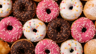 Here Are All Of The Places To Stuff You Face For Free On National Donut Day