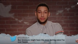 Ben Simmons, Draymond Green, Kobe And More Get Owned In 'Mean Tweets' – NBA Edition