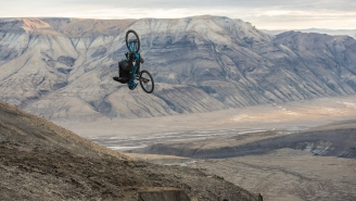 These Crazy Mountain Bikers Traveled To The Arctic Circle In Search Of The Sickest Rides In The World