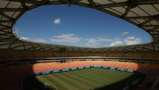 Brazil's $300 Million World Cup Stadium From 2014 Is Just A Sad, Underused Fossil