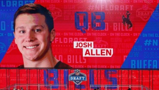 Buffalo Radio Producer And Host Said He'd Quit If The Bills Drafted Josh Allen, So He Did
