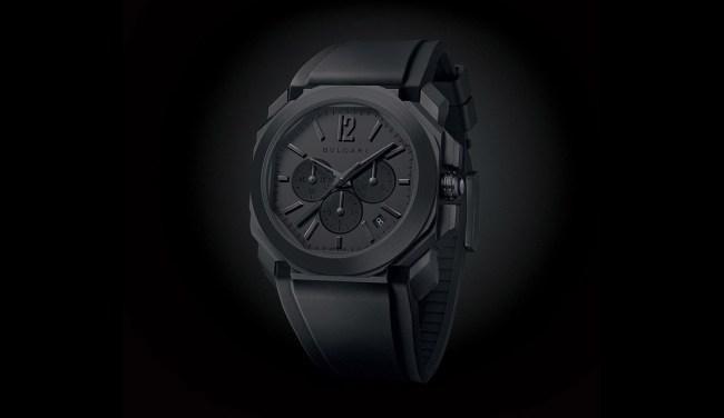 Bulgari Black Edition Octo Collection