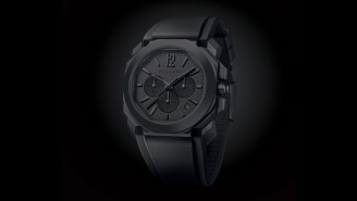 Bulgari Added Two Amazing New Black Edition Watches To Their Already Incredible Octo Collection
