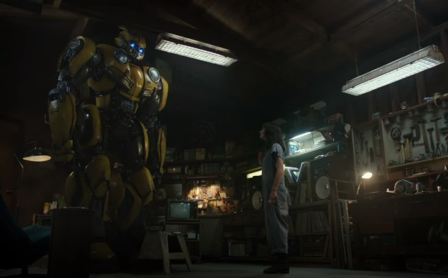 bumblebee movie transformers spinoff