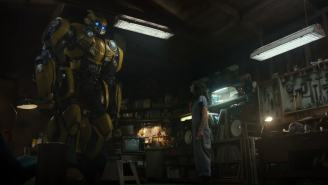 Trailer For 'Bumblebee' Movie Goes Old School For 'Transformers' Spinoff