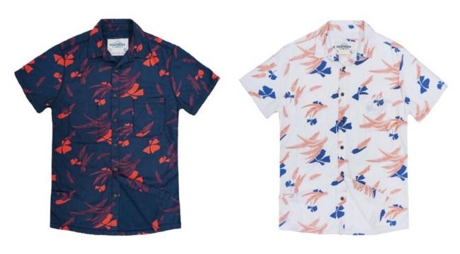 California Cowboy Aloha Shirts