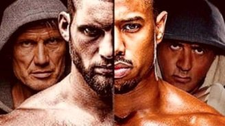'Creed II' Writer Explains How Newest 'Rocky' Movie Is Centered Around Relationships With Fathers