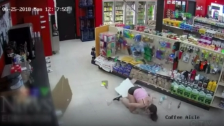 Feast Your Eyes On The Most Pathetic, Hilarious Failed Robbery Attempt In History