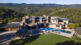 Billionaire Dad Of Pro Golfer Maverick McNealy Is Selling His Epic Estate For Almost $100 Million