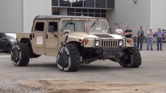 DARPA Unveils Wheels That Instantly Transform Into Tank Tracks And 5 Other New Military Innovations