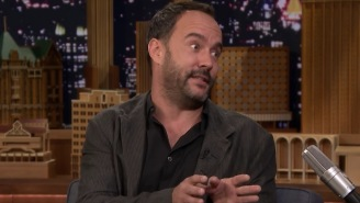 Dave Matthews Talked About How A Cringeworthy Samurai Movie Inspired Him To Write A Song
