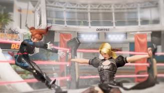 'Dead Or Alive 6' Announced With Outstanding Reveal Trailer