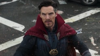 This Clever 'Avengers: Infinity War' Fan Theory Speculates On How Dr. Strange Connects To 'Captain Marvel'
