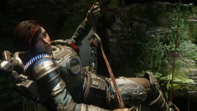 E3 Trailers Gears 5 Elder Scrolls