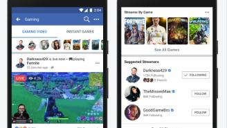 Facebook Unveils New Gaming Streaming Hub Fb.gg To Steal 'Fortnite' Gamers From Twitch