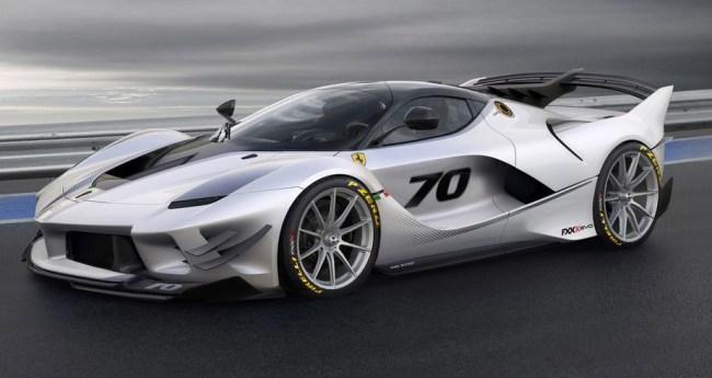 Ferrari FXX K Evo for sale